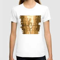 battlefield T-shirts featuring The last stand by Rafapasta