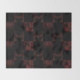 Bloody Vamp Throw Blanket