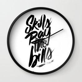 Motivational Wall Clock