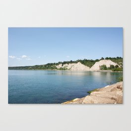 AFE The Bluffs Canvas Print