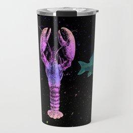 The Seafood and the Stars Travel Mug