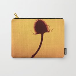 Golden Teazle Glow Carry-All Pouch