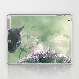 Eye contact ;0) Laptop & iPad Skin