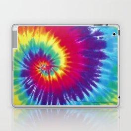 Tie dye hippie Laptop & iPad Skin