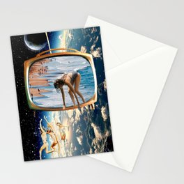 Turn on, Tune in, Drop out Stationery Cards