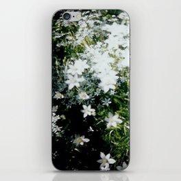 Forest Crocus iPhone Skin