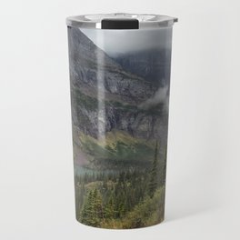 Grinnell Lake from the Trail No. 1 - Glacier NP Travel Mug