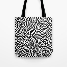 TIME MOVES SLOWLY Tote Bag