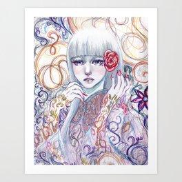 Emotions Art Print