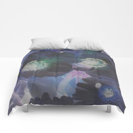 Enchanted Florals Comforters