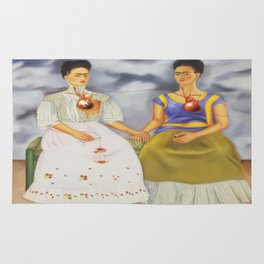 The Two Fridas Rug