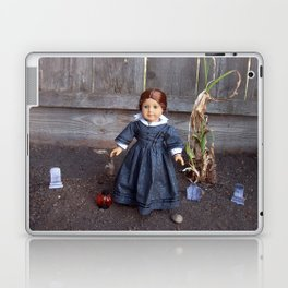She Who Walks Laptop & iPad Skin