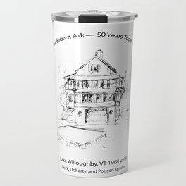 The Brown Ark 50 Year Anniversary Travel Mug