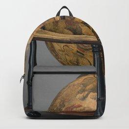 Historical Celestial Globe Photograph (1621) Backpack