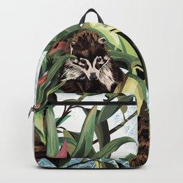 Ring tailed Coati Backpack