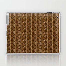 chimu monkey pattern Laptop & iPad Skin
