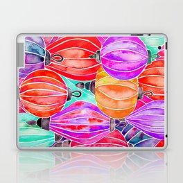 Vietnamese Lanters – Tertiary Palette Laptop & iPad Skin