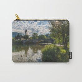 Ribcev Laz - Slovenia Carry-All Pouch