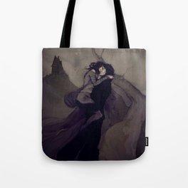 The Darkened Plain Tote Bag