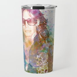 Steven Tyler Travel Mug