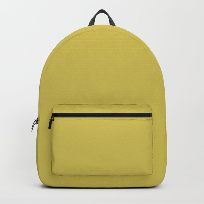 Simply Mod Yellow Backpack