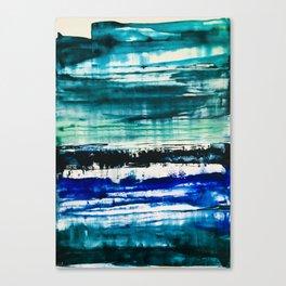 Sous l'eau... Canvas Print