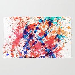 Wild Style - Splatter Style Rug