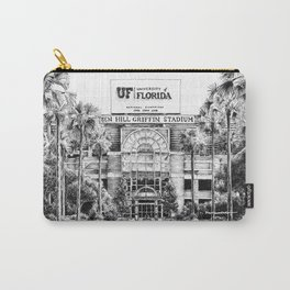 Ben Hill Griffin Stadium (North Facade) Carry-All Pouch