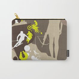 James Bond Golden Era Series :: For Your Eyes Only Carry-All Pouch