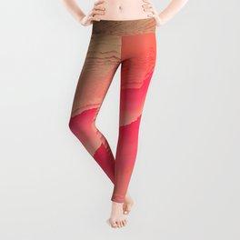Pink Navel Leggings