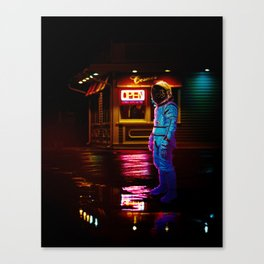 Everyday Is The Same Canvas Print
