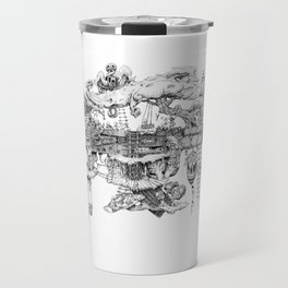 This Is Your Gun On Drugs Travel Mug