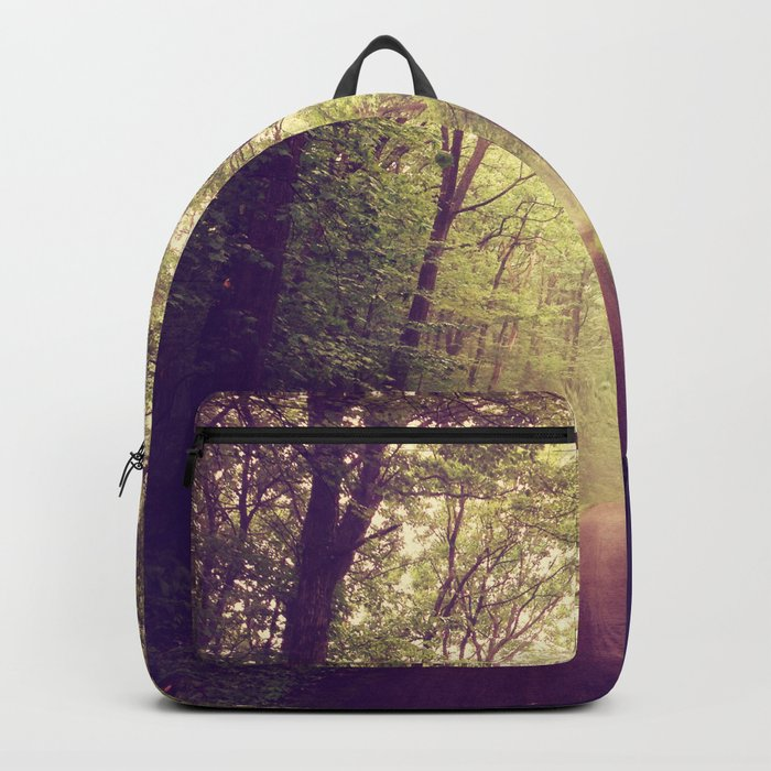 The Sound of Fog Coming Down Backpack