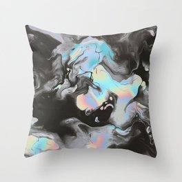 ISN'T IT BORING WHEN I TALK ABOUT MY DREAMS ? Throw Pillow