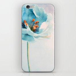 blue velvet iPhone Skin