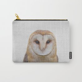 Owl - Colorful Carry-All Pouch