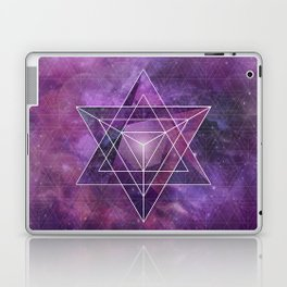 Metatron's Merkaba  Laptop & iPad Skin