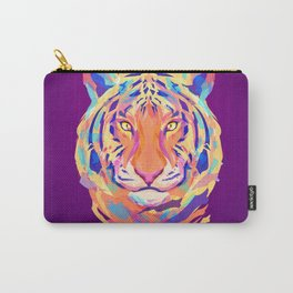 Neon tiger Carry-All Pouch