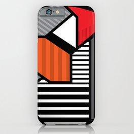 zebra finches iPhone Case