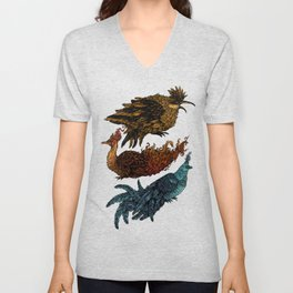 Legendary Birds Unisex V-Neck