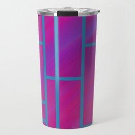 segmented (two) Travel Mug