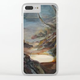 4 Clear iPhone Case