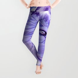The Silver Wolf Leggings