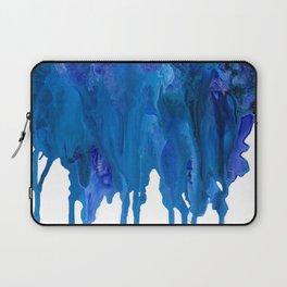 SPILLED OCEAN Laptop Sleeve
