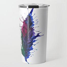 Feather Travel Mug