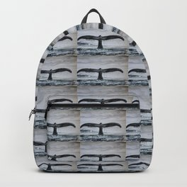 Whale's tale Backpack