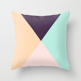 FOCUS! Throw Pillow