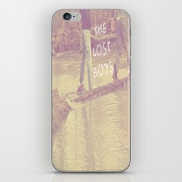 the LOST BOYS iPhone Skin