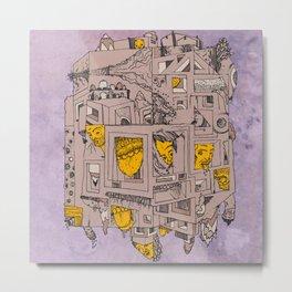dream home #2 Metal Print