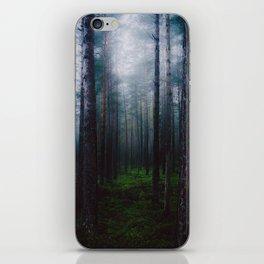 I will make you sleep iPhone Skin